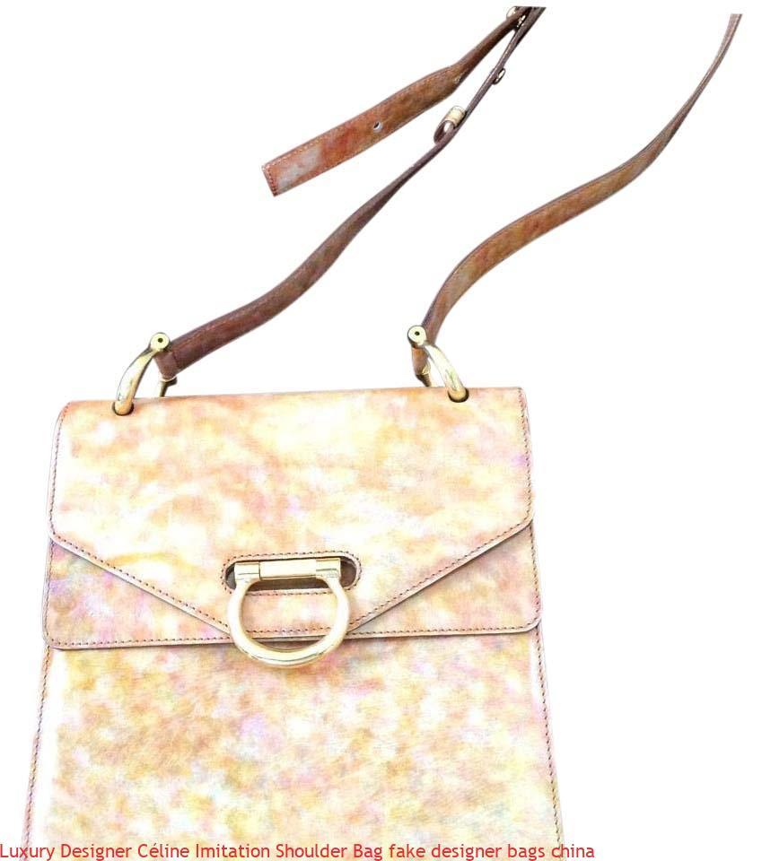 Luxury Designer Céline Imitation Shoulder Bag fake designer bags china