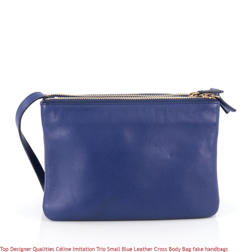 Top Designer Qualities Céline Imitation Trio Small Blue Leather Cross Body  Bag fake handbags – Replica Designer Handbags f5ac49940a9cb